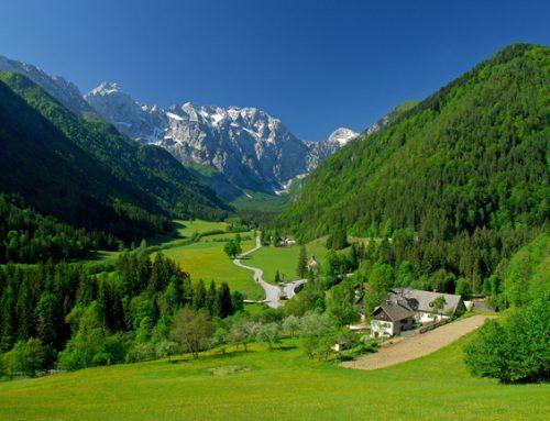Solčavsko – harmonija tri dolina