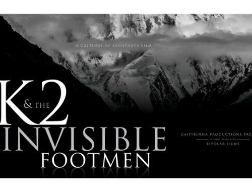 K2 in stopinje nevidnega človeka + predstavitveni film Slovenski planinski muzej