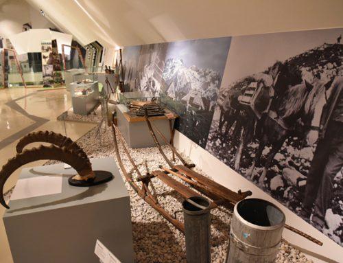 Novo: vsak petek vodeni ogledi Slovenskega planinskega muzeja
