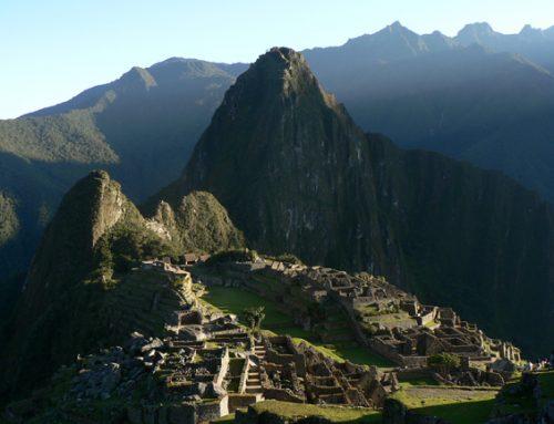 Po inkovskih poteh: Peru, Bolivija, Čile