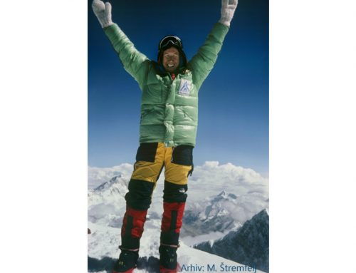 Marija Štremfelj: Je Everest res najvišji vrh v mojem življenju?