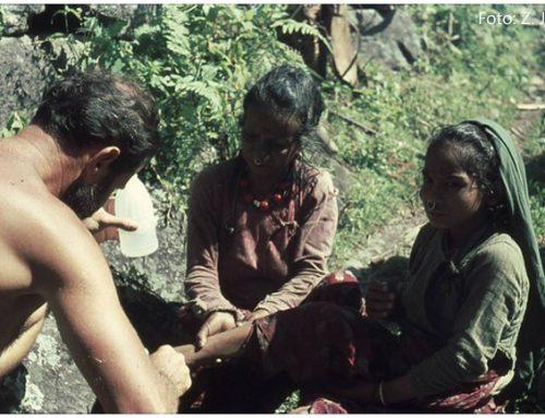Kadar boš na rajžo šel | Dnevnik himalajskega zdravnika (Kangbačen 1965)