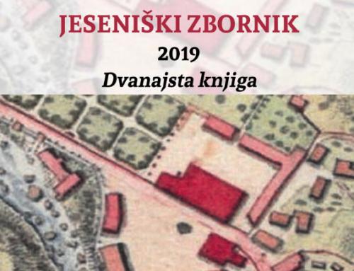 Jeseniški zbornik 2019 – Dvanajsta knjiga