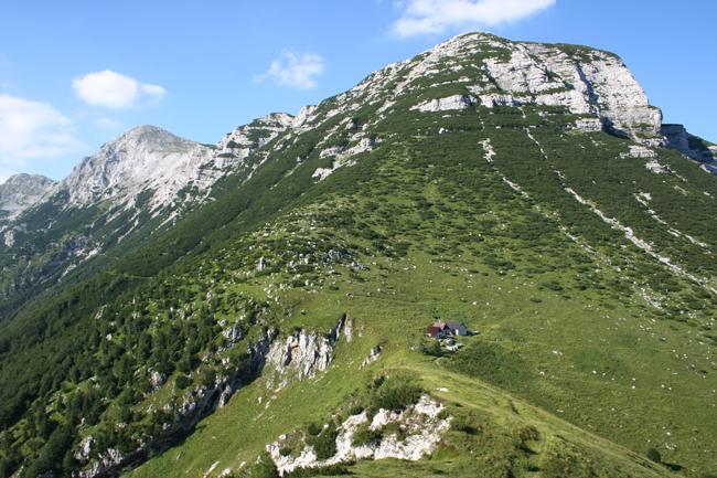 Jamski svet pod Migovcem
