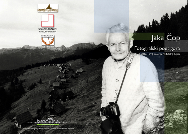 Fotografska pesem Jaka Čopa na Reki