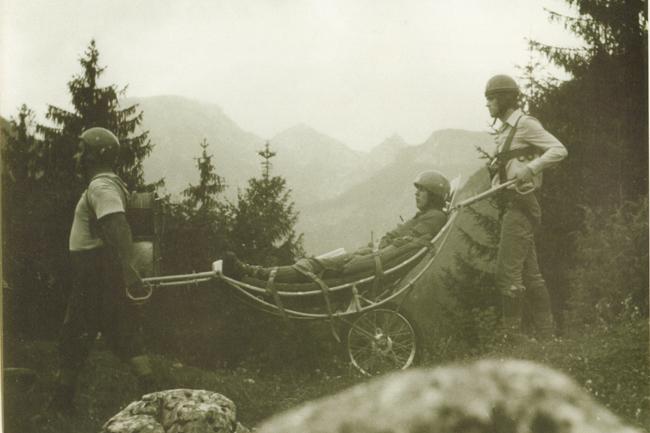 Čut do sočloveka in ljubezen do gora: 70 let GRS Bohinj