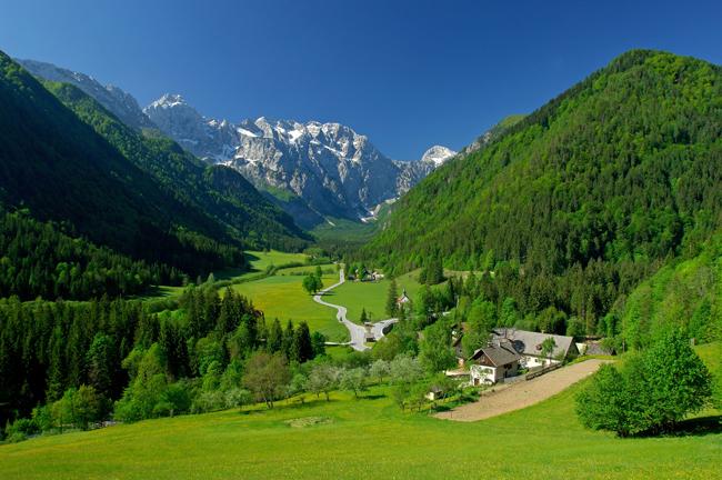 Solčavsko – harmonija treh dolin