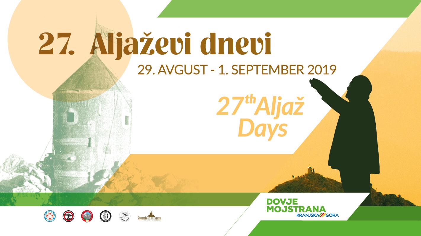27. Aljaževi dnevi tudi v Slovenskem planinskem muzeju