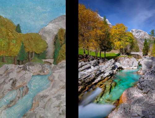 Your Alps in Triglav, moj navdih