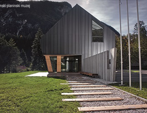 Slovenska alpska arhitektura 2008 – 2018