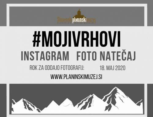 Instagram fotonatečaj #mojivrhovi