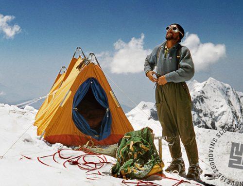 Marjan Keršič – Belač, kipar, alpinist in gorski reševalec: ob stoletnici rojstva