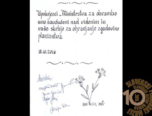 Knjiga vtisov Slovenskega planinskega muzeja