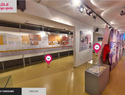 Korajža je ženskega spola – virtualni ogled