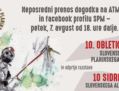 10 let Slovenskega planinskega muzeja – prijava
