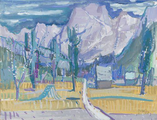Gorski svet v zbirki Umetnostne galerije Maribor
