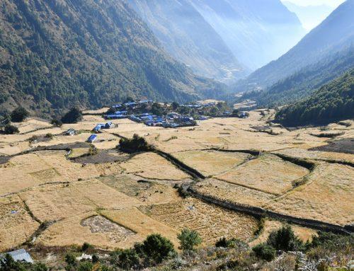 Nepal – Treking okoli Manasluja