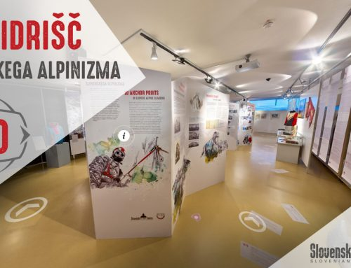 10 sidrišč slovenskega alpinizma – virtualni sprehod