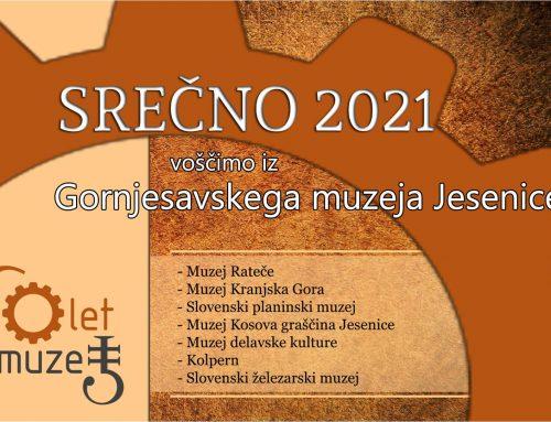 Srečno 2021!
