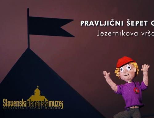 Pravljični šepet gora – Jezernikova vrša
