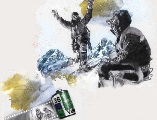 Spomini na Kangčendzengo 1991