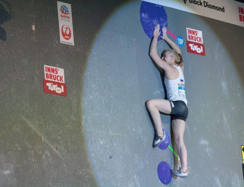 Janja Garnbret prepričljivo osvojila zlato medaljo še v balvanih