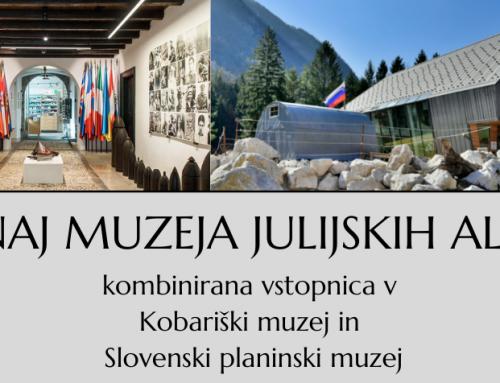 Naj muzeja Julijskih Alp