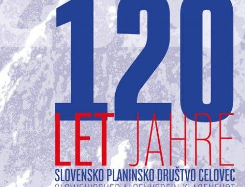 Prireditev ob 120-letnici Slovenskega planinskega društva Celovec, 16. 10. 2021