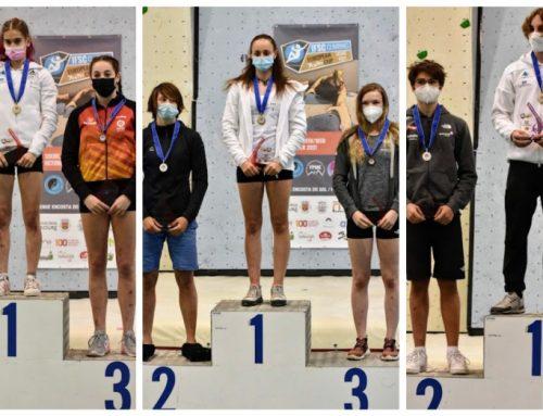 Devet medalj evropskega pokala za konec mladinske sezone v športnem plezanju, 20. 10. 2021